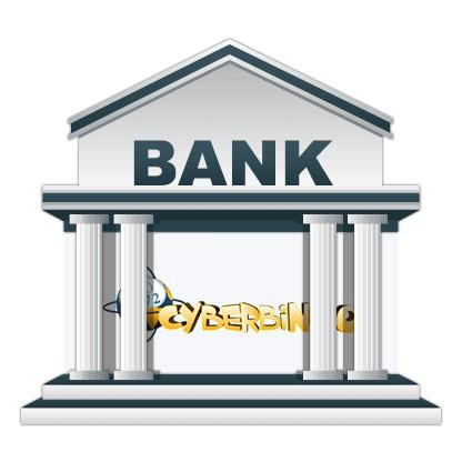 CyberBingo Casino - Banking casino