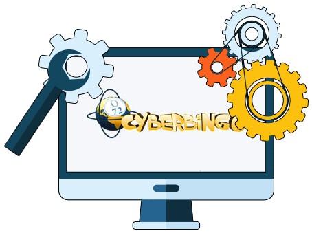 CyberBingo Casino - Software