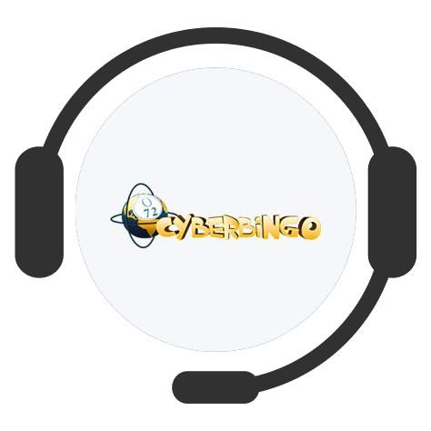 CyberBingo Casino - Support
