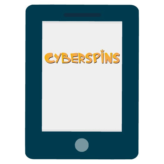CyberSpins - Mobile friendly