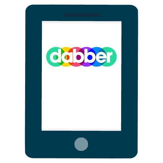 Dabber Bingo Casino - Mobile friendly