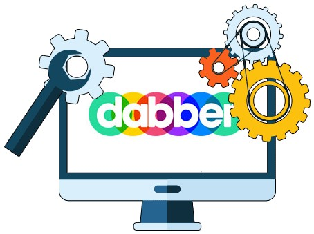 Dabber Bingo Casino - Software