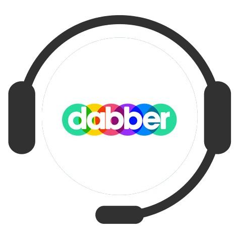 Dabber Bingo Casino - Support