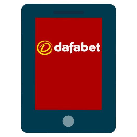 Dafabet Casino - Mobile friendly