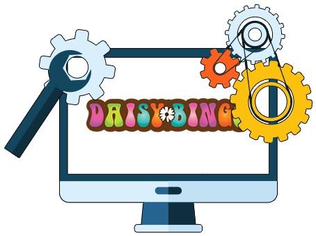 Daisy Bingo Casino - Software