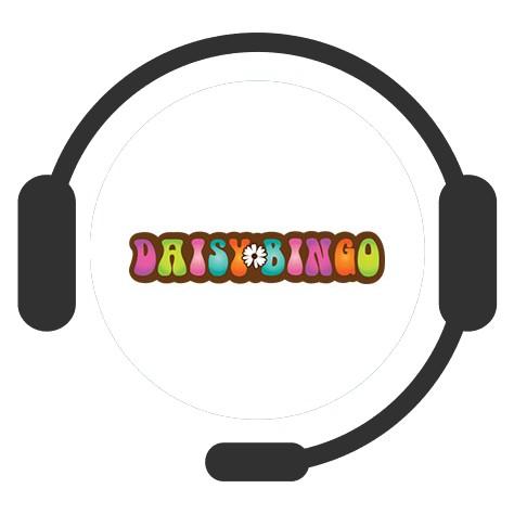 Daisy Bingo Casino - Support