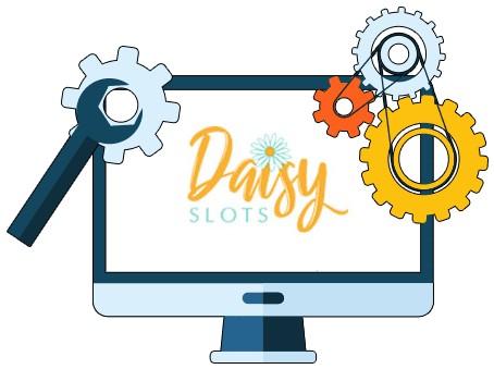 Daisy Slots - Software