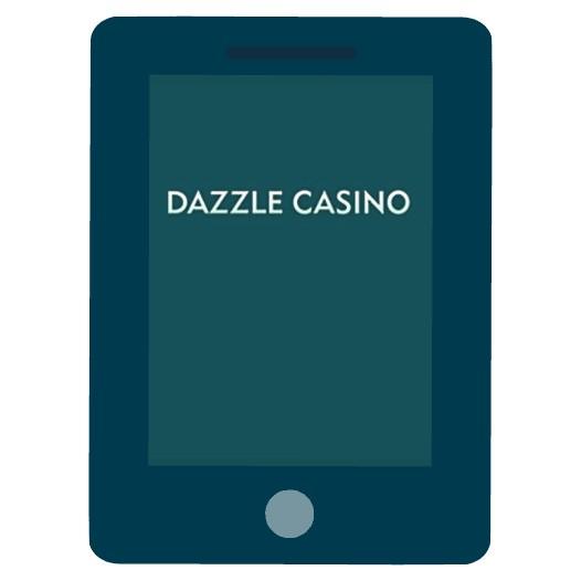Dazzle Casino - Mobile friendly