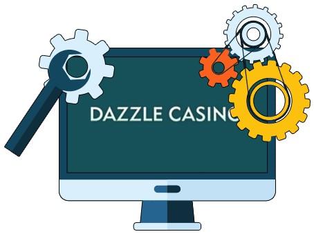 Dazzle Casino - Software