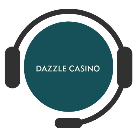 Dazzle Casino - Support