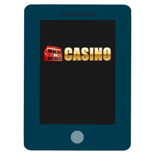 Deal or no Deal Casino - Mobile friendly