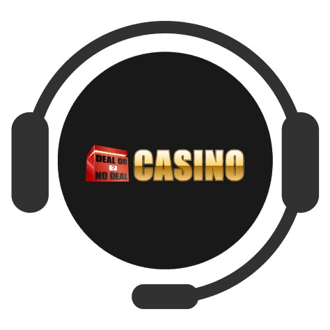 Deal or no Deal Casino - Support