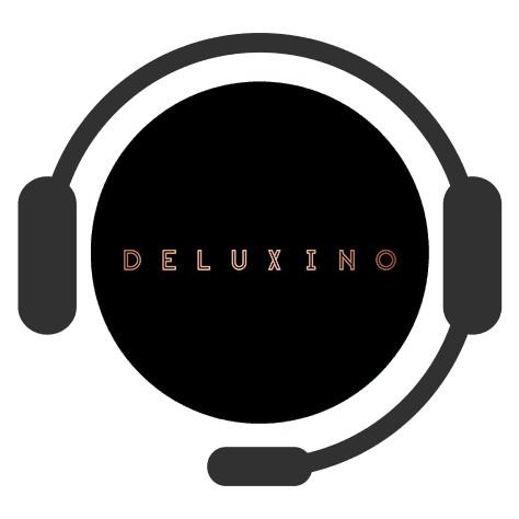 Deluxino Casino - Support
