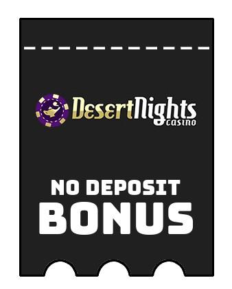 Desert Nights Casino - no deposit bonus CR