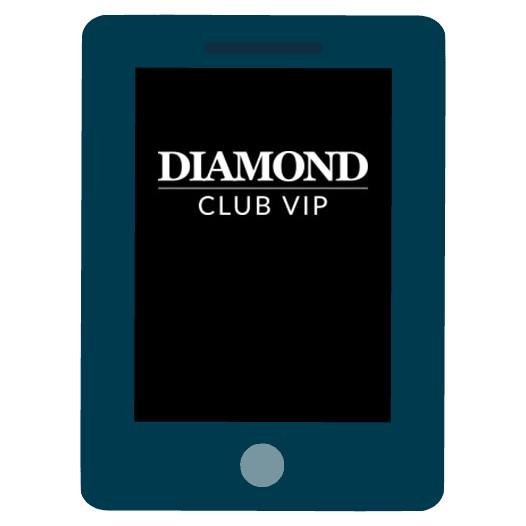 Diamond Club VIP Casino - Mobile friendly