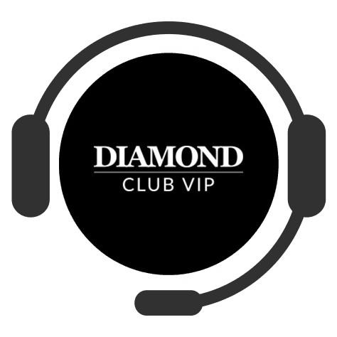 Diamond Club VIP Casino - Support