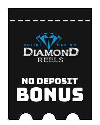 Diamond Reels - no deposit bonus CR