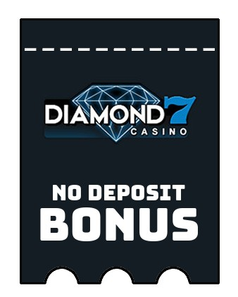 Diamond7 Casino - no deposit bonus CR