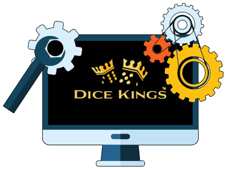 Dice King Casino - Software