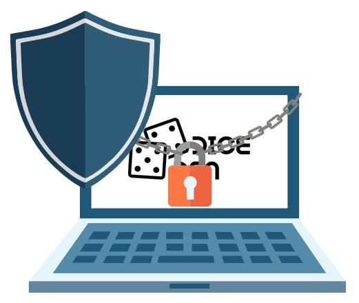 DiceDen - Secure casino