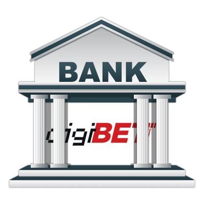 Digibet - Banking casino