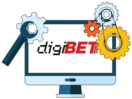 Digibet - Software