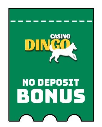 Dingo Casino - no deposit bonus CR