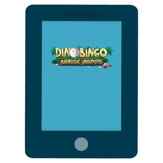 Dino Bingo - Mobile friendly