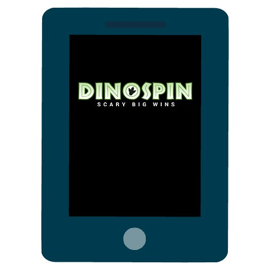 DinoSpin - Mobile friendly