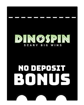 DinoSpin - no deposit bonus CR
