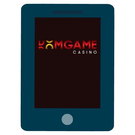 DomGame Casino - Mobile friendly