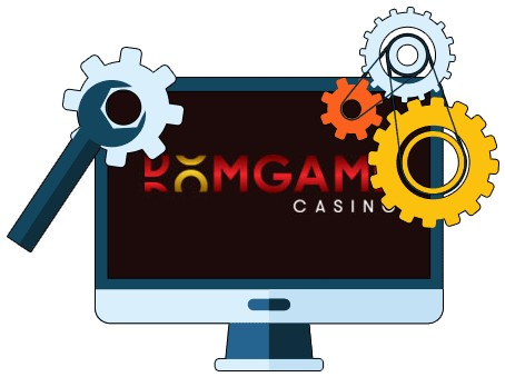 DomGame Casino - Software