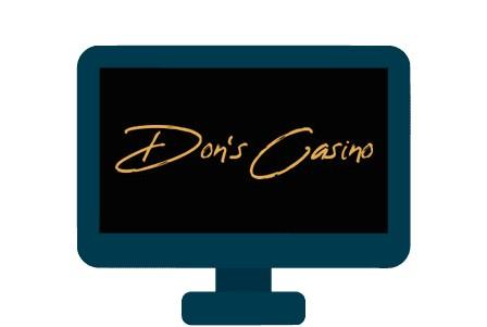 Dons Casino - casino review