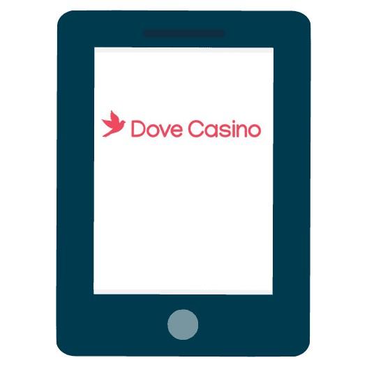 Dove Casino - Mobile friendly
