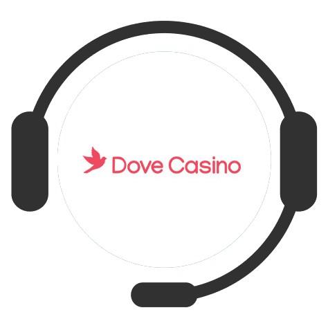 Dove Casino - Support