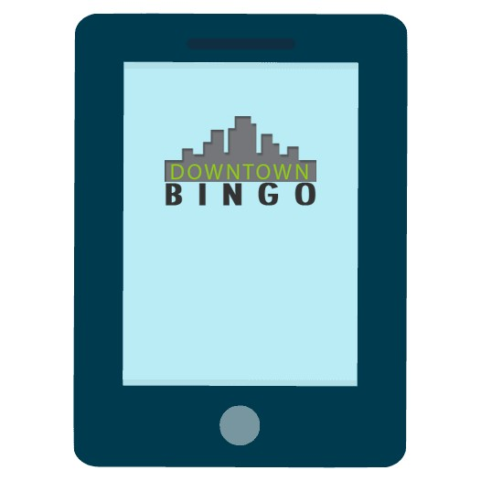 Downtown Bingo - Mobile friendly