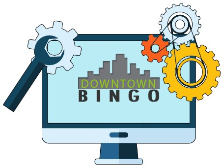 Downtown Bingo - Software