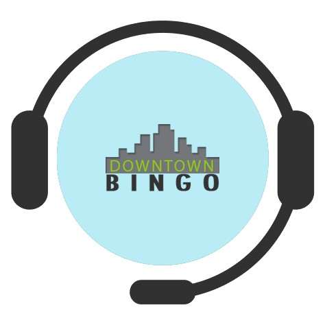 Downtown Bingo - Support