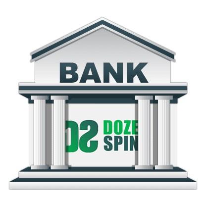DozenSpins - Banking casino
