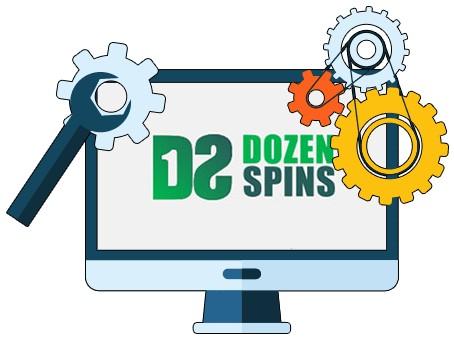 DozenSpins - Software