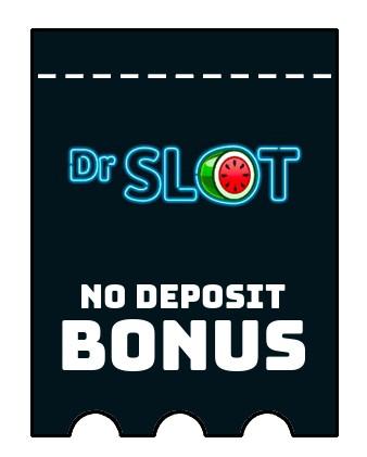 Dr Slot Casino - no deposit bonus CR