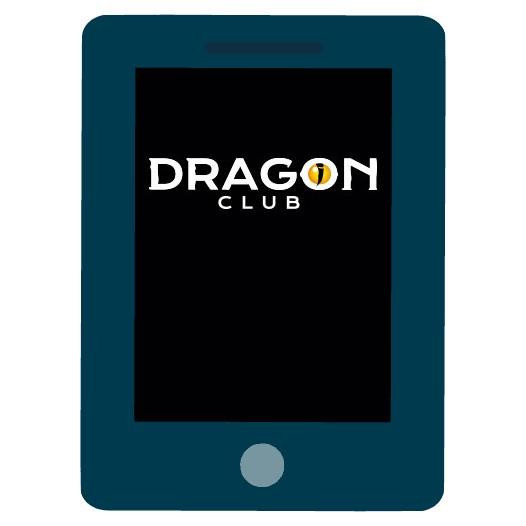 Dragon Club Casino - Mobile friendly