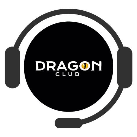 Dragon Club Casino - Support