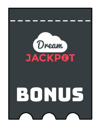 Latest bonus spins from Dream Jackpot Casino