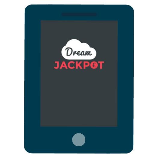 Dream Jackpot Casino - Mobile friendly