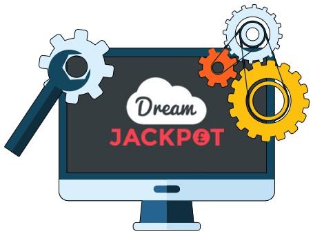 Dream Jackpot Casino - Software