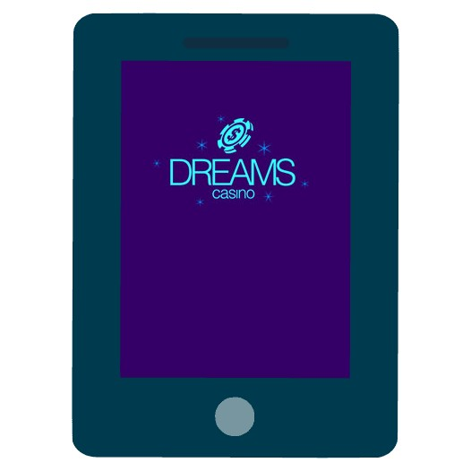 Dreams Casino - Mobile friendly