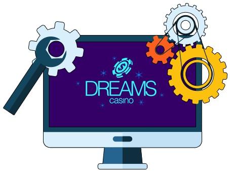 Dreams Casino - Software