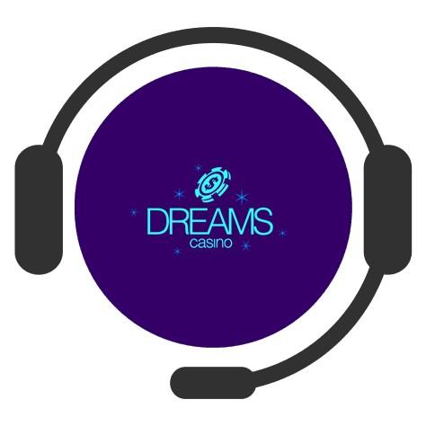 Dreams Casino - Support