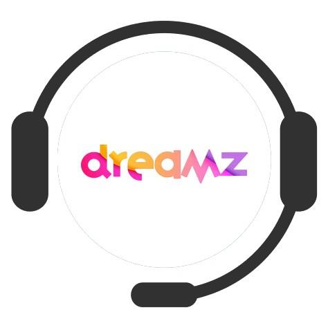 Dreamz Casino - Support